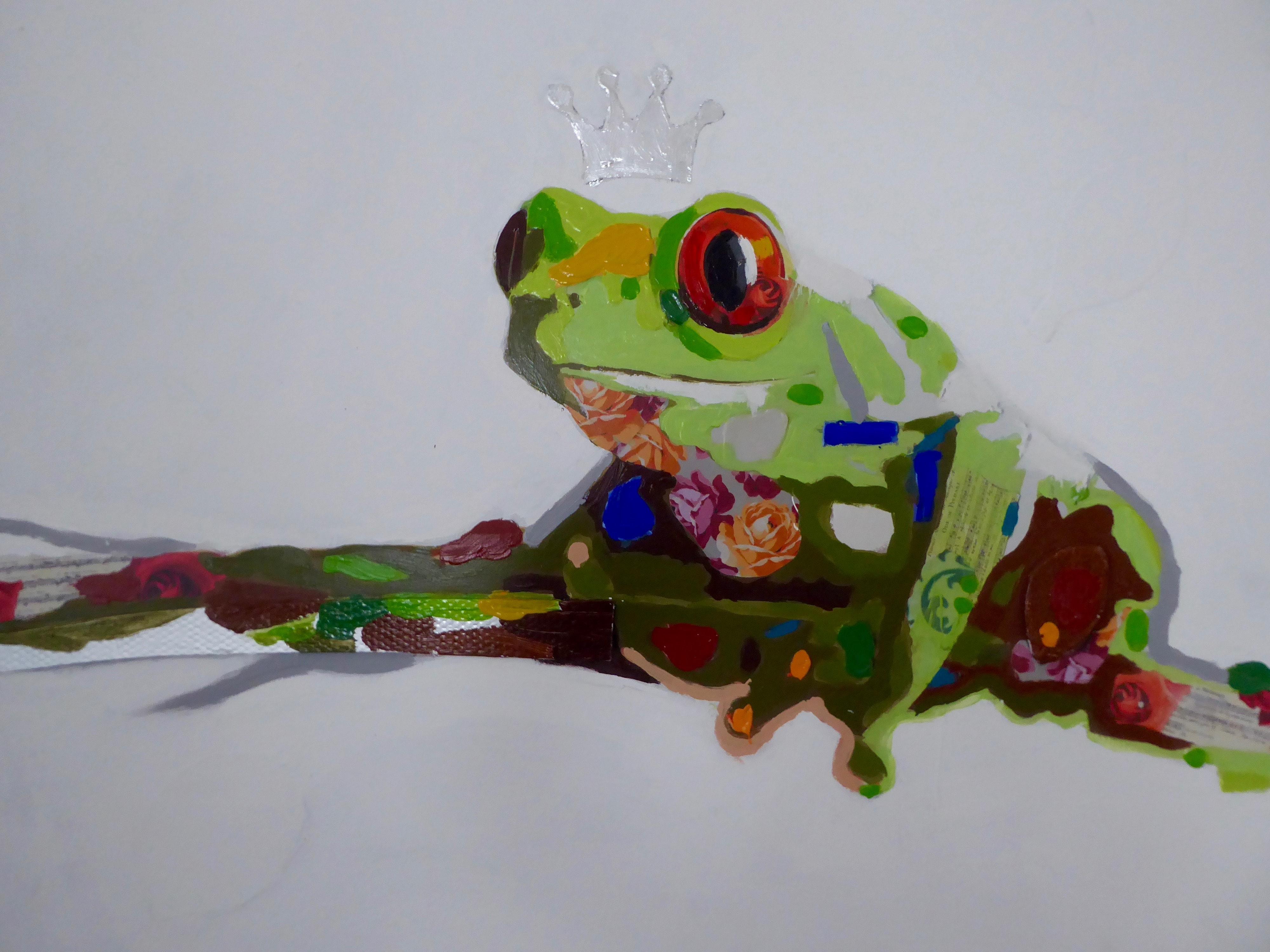 Glückskonzepte Praxis Frosch